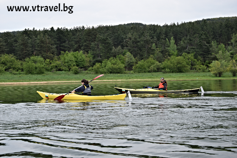 2 Days Kayaking Tour (Rhodopi Mountain)